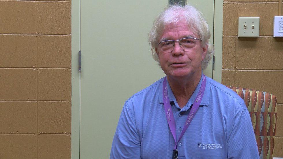 Doug Patten, the associate dean of the Southwest Regional Campus for the Medical College of...