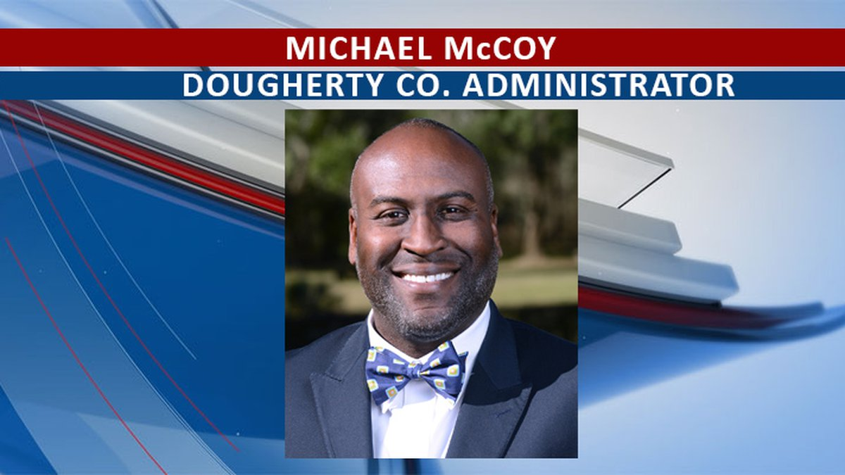 McCoy was appointed by the Lt. Governor