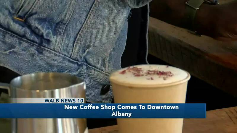 New coffee shop comes to downtown Albany