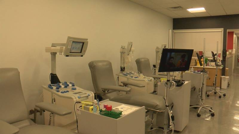One Blood officials said they need all blood donors but they specifically want O positive and O...