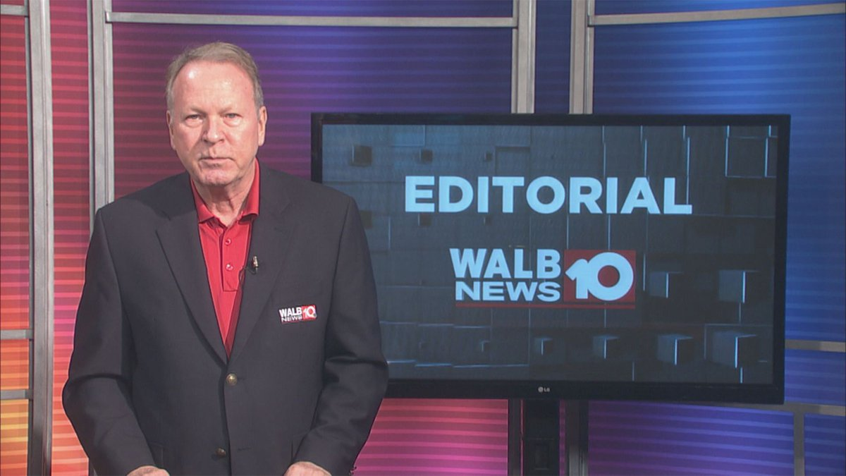 WALB Vice President and General Manager Jim Wilcox (Source: WALB)