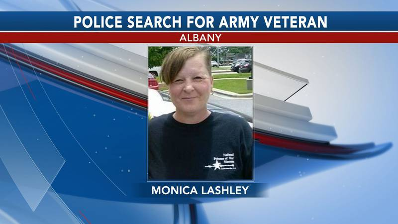 The Albany Police Department is looking for Monica Lashley, who was reported missing.
