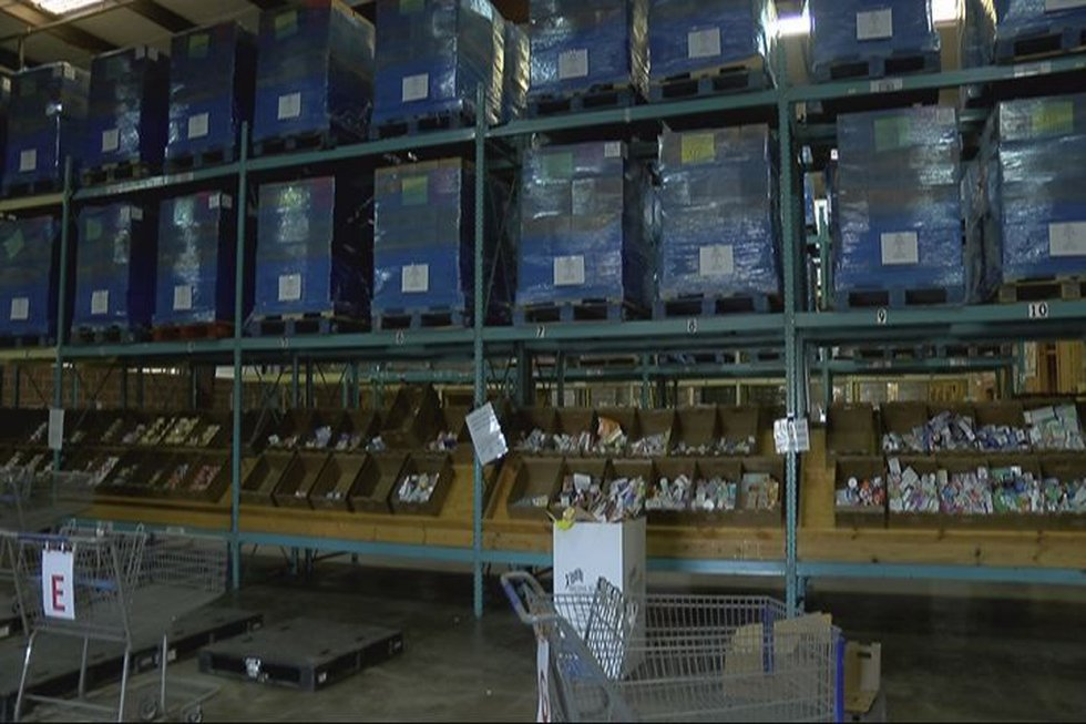 Second Harvest hopes to add some more food to their shelves with the proceeds from the duck derby