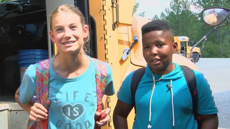 First Day of school for Ben Hill County students