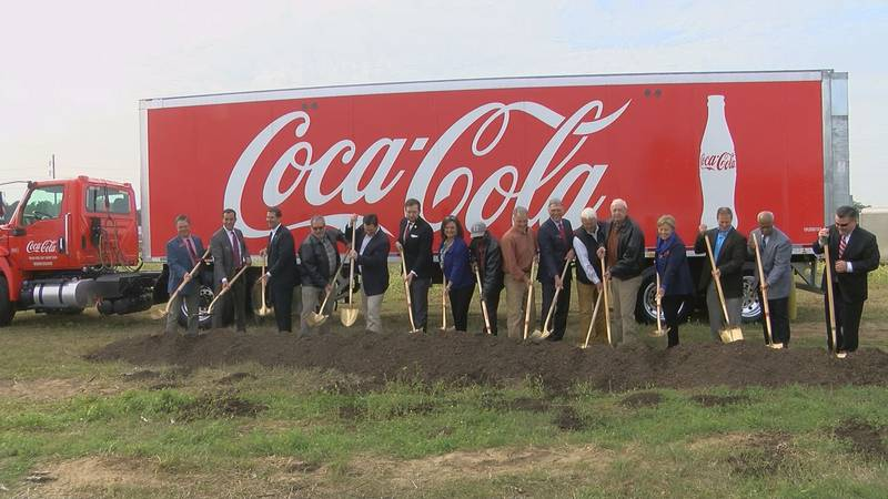 Coca Cola is coming home to one South Georgia city.