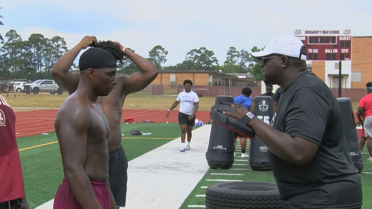 P.A.I.D. Aims To Help Defensive Lineman In South Georgia Shine