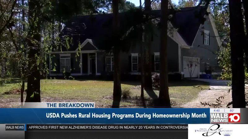 The Breakdown: USDA Pushes Rural Housing Programs During Homeownership Month