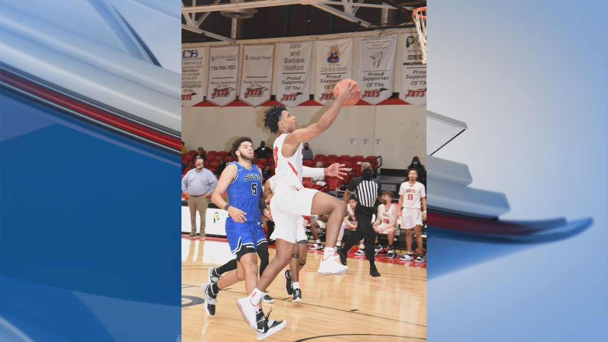 Marvin McGhee had 30 points in the Jets win over South Georgia State on Thursday in Waycross....