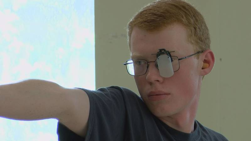 Ashburn native Remington Smith seeks continued success in the world of shooting