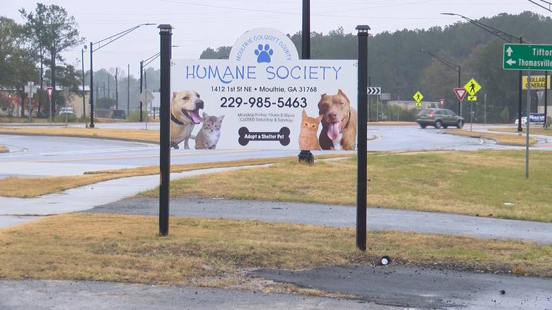 """Humane society hosts """"Stuff the Van"""" for supply donations"""