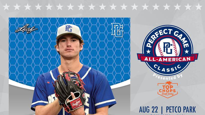 Hayden Murphy selected to play in Perfect Game All-American Classic