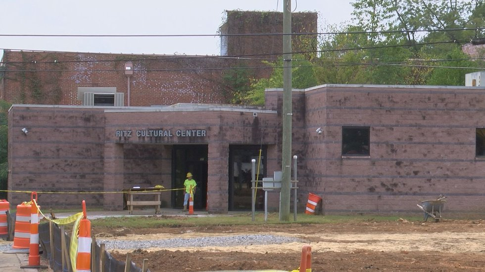 Some $2 million in federal funding will go into helping refurbish Ritz Cultural Center, which...