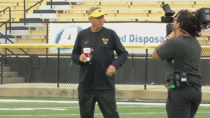 Netflix Comes to Valdosta to Profile Propst and the Wildcats