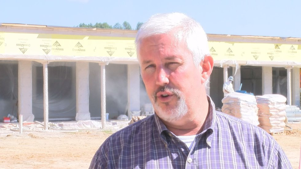 Robby Dasher, TCS Director of Operations (Source: WALB)