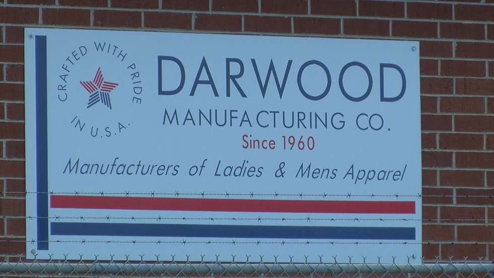 Darwood Manufacturing recently sold its company to Fire-Dex. (Source: WALB)