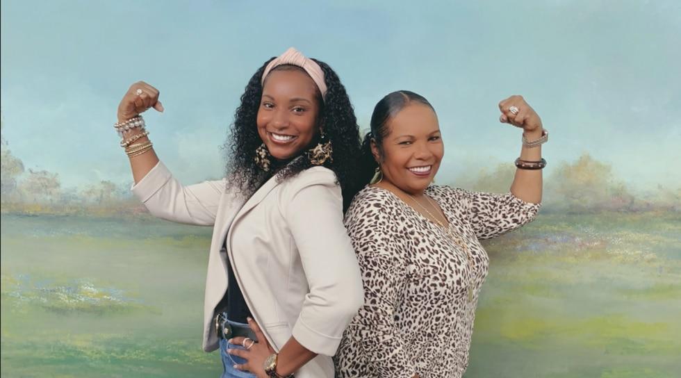 Samantha and Elsie Napier share their breast cancer journey.