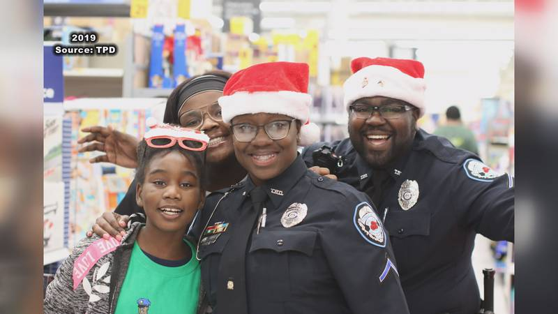 Police Dept. Receives Grant to Continue Holiday Tradition