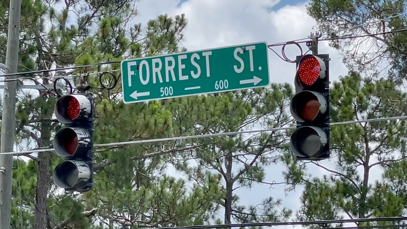 Forrest Street name change up for vote at Valdosta City Council's Thursday meeting.