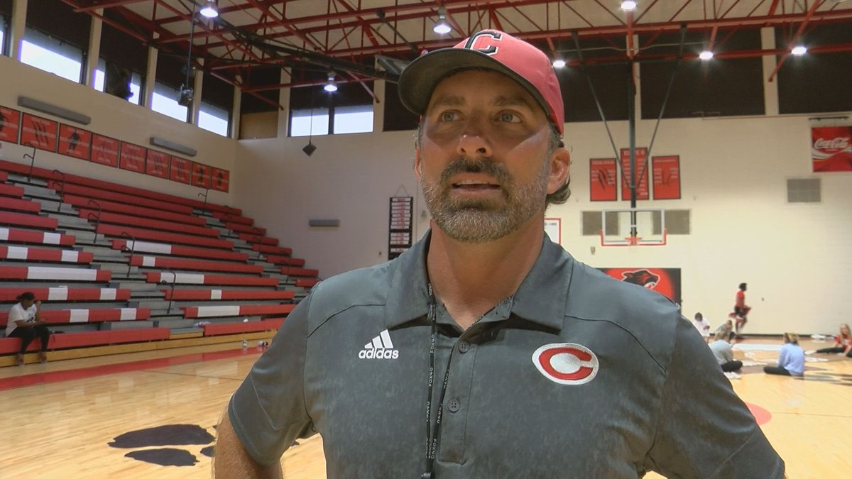 Don Tison of Clinch County is this week's Coach of the Week
