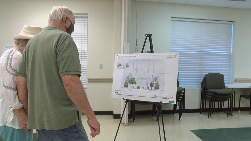 City receives positive response on Remington Ave. project