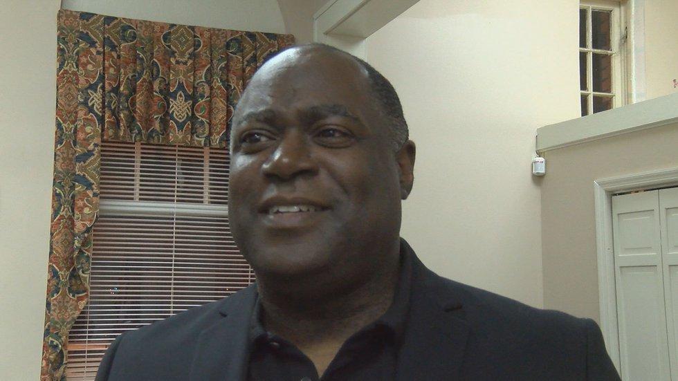 Mayor Rufus Davis