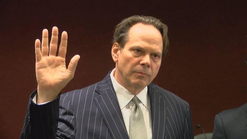 Bo Dorough was sworn in Monday night as Albany's Mayor.