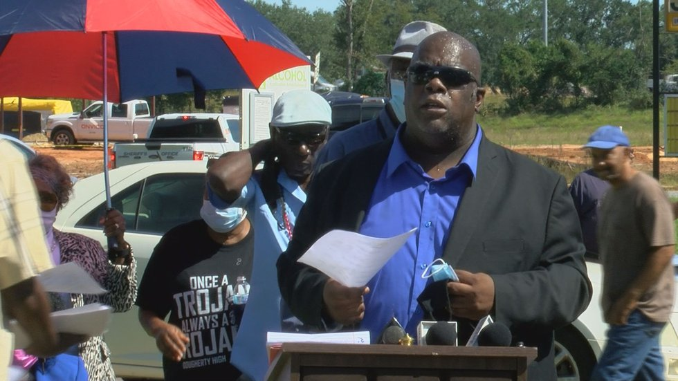 Commissioner Demetrius Young