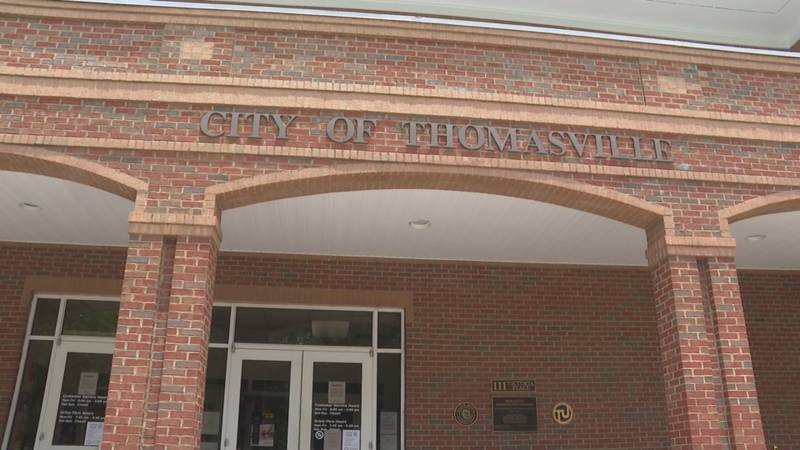 Thomasville residents are suing the city of Thomasville over a street renovation project that...