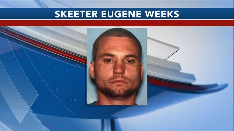 Skeeter Eugene Weeks
