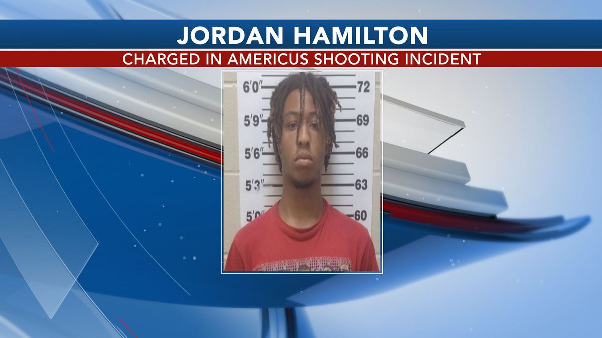 Jordan Hamilton, 17, was charged in connection to the shooting incident.