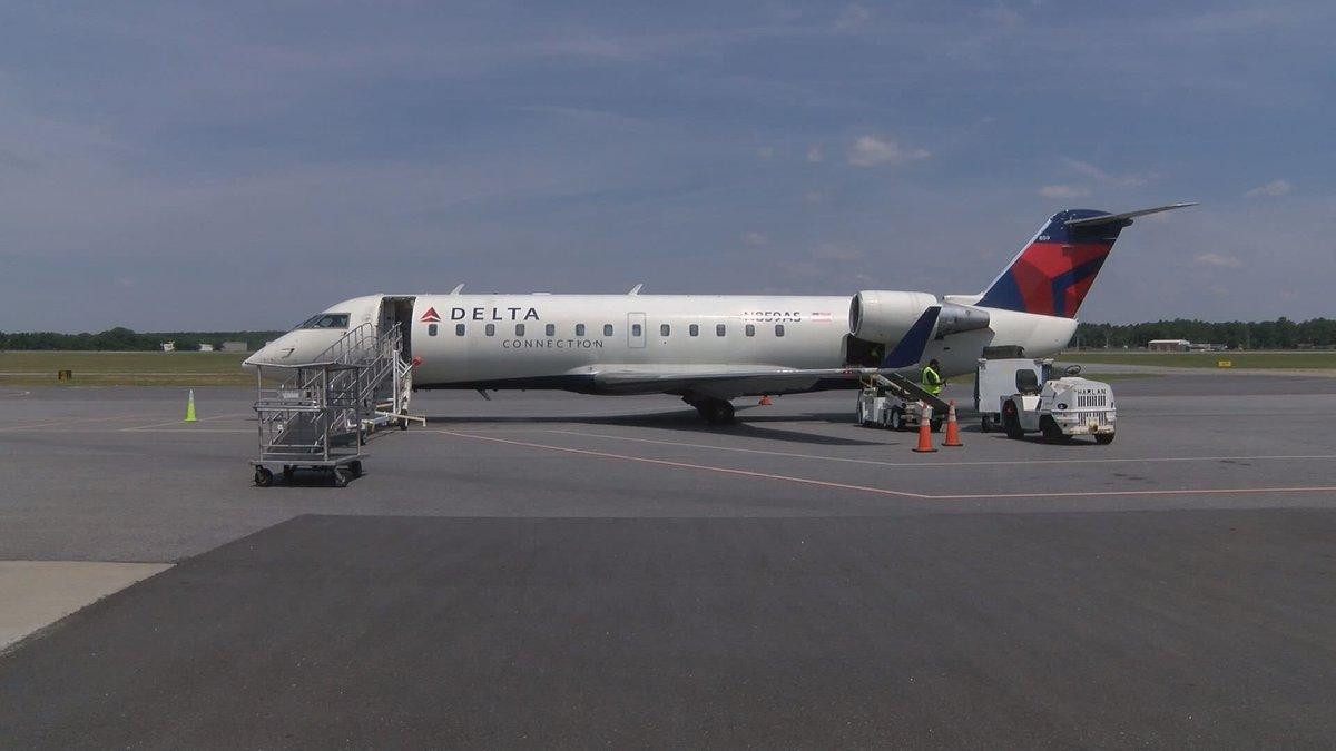 Travelers are enjoying faster security checks at smaller regional airports. (Source: WALB)