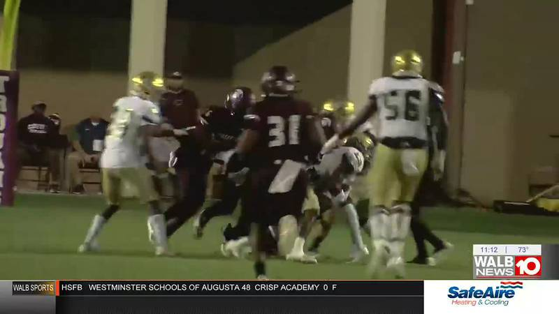 Game of the Week: Ware Co. vs. Coffee
