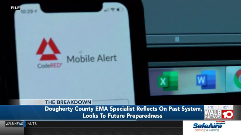 The Breakdown: Dougherty Co. EMA Specialist Reflects on Past System, Looks to Future Preparedness