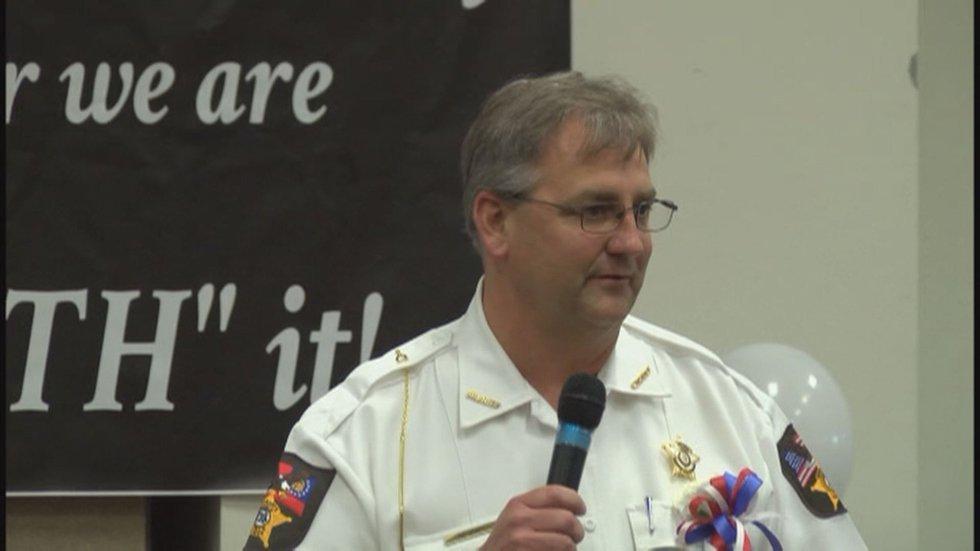Worth County Sheriff Jeff Hobby (Source: WALB)