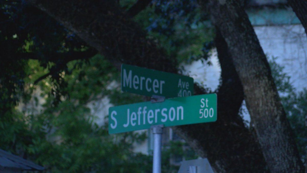 The officer-involved shooting happened in the 400 block of West Mercer Avenue on May 21.