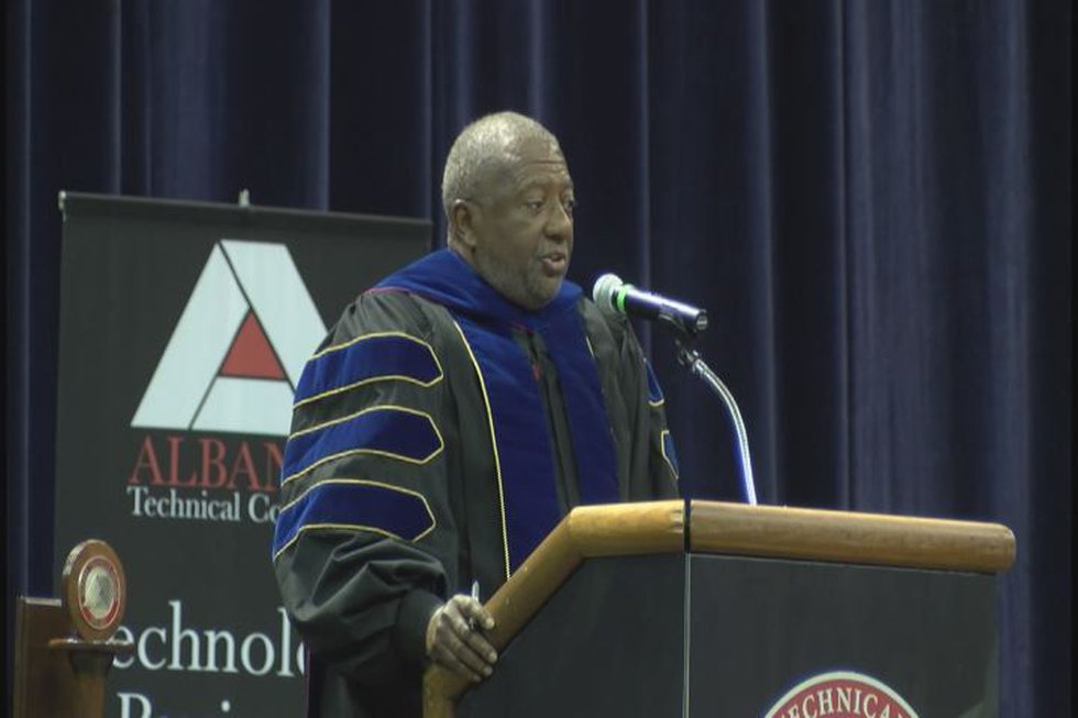 Dr. Anthony Parker, Albany Technical College President