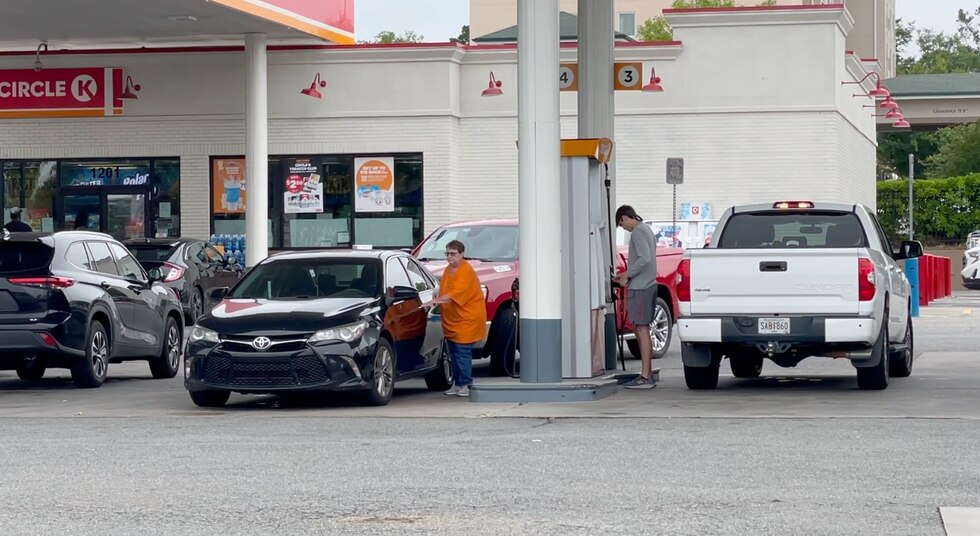 No gas lines reported in Lowndes Co.