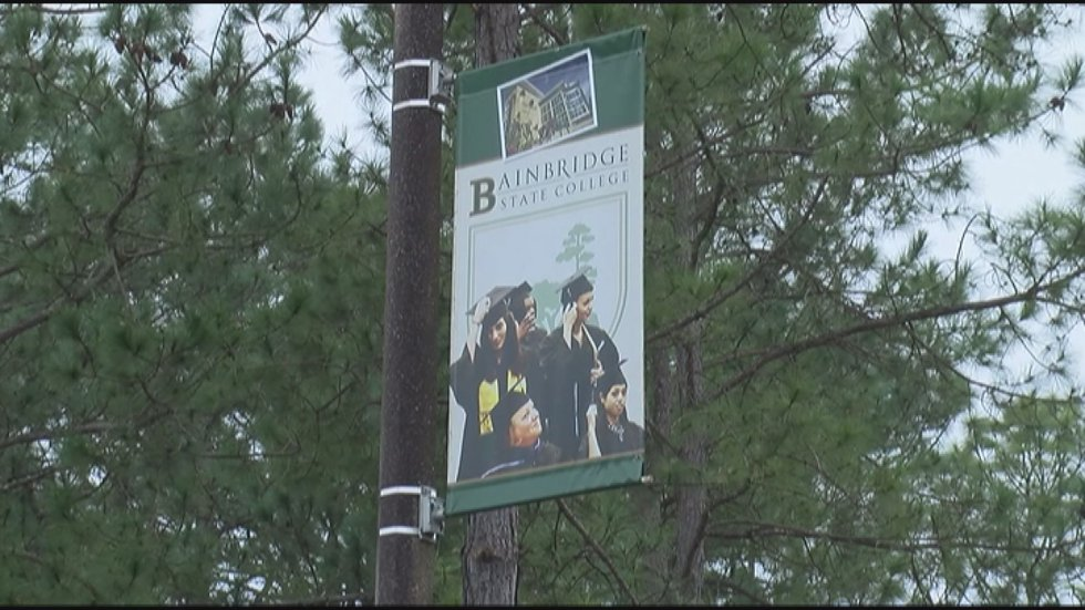 Right now Bainbridge State College offers only one bachelors degree. (Source: WALB)