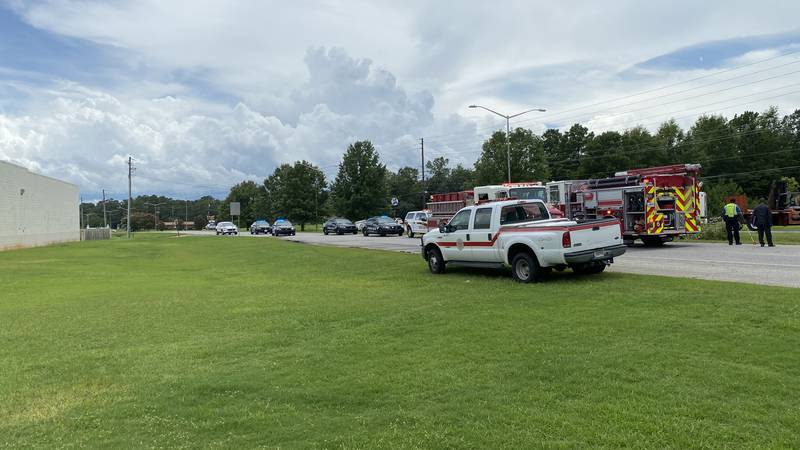The crash happened on Westover Boulevard on July 19.