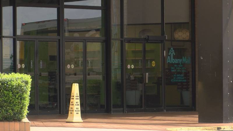 The mall could face being bought at a public auction in November. (Source: WALB)