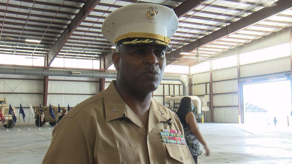 Colonel Alphonso Trimble.