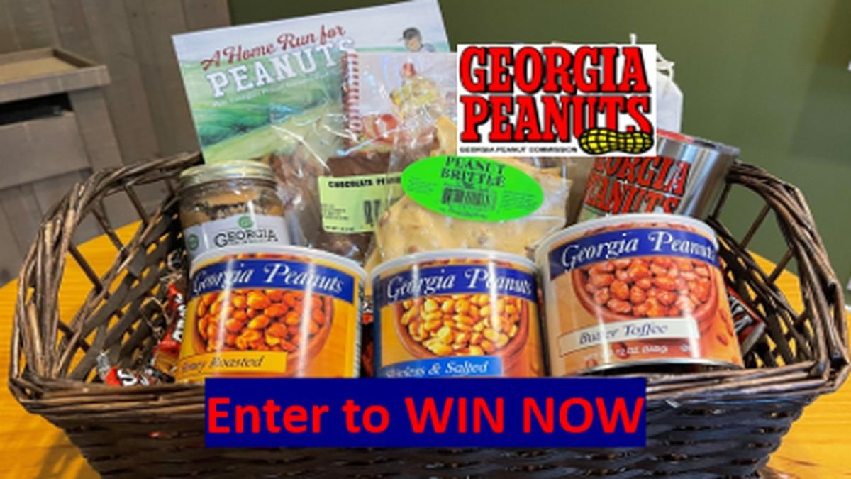 National Peanut Month contest