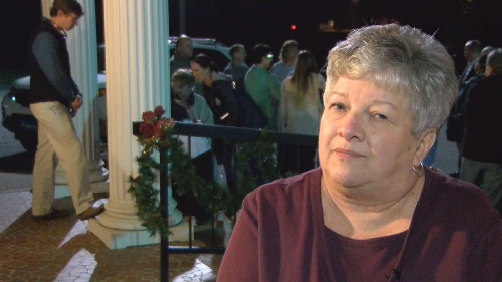 Gail Helms, mother (Source:WALB)