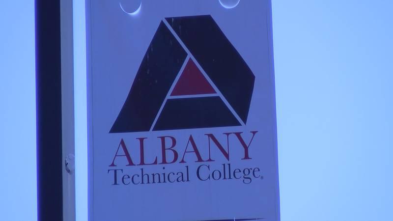 Albany Tech walks about dual enrollment