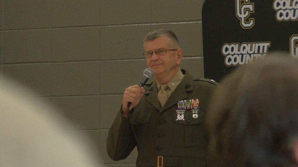 Lt. Col. Paul Nag