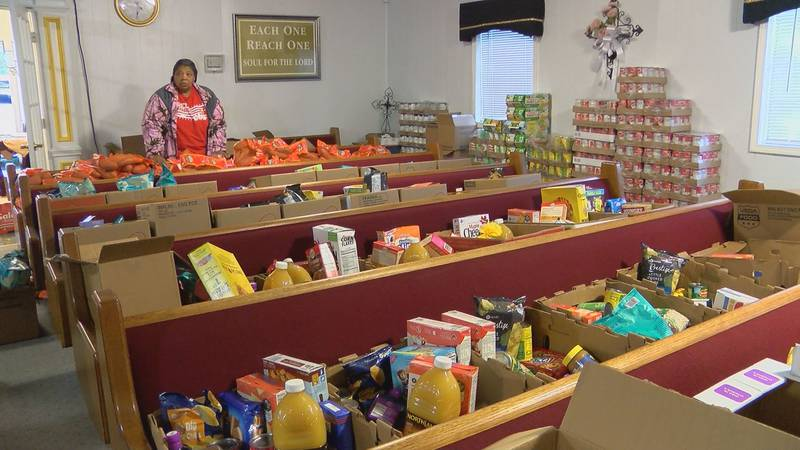 One East Albany church may be small in size, but they are giving back in a major way.  And have...