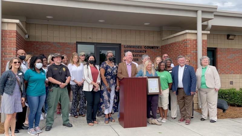 Mental Health Proclamation Valdosta and county.