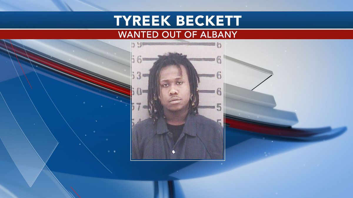 Tyreek Beckett is wanted in connection to an Albany altercation turned shooting.