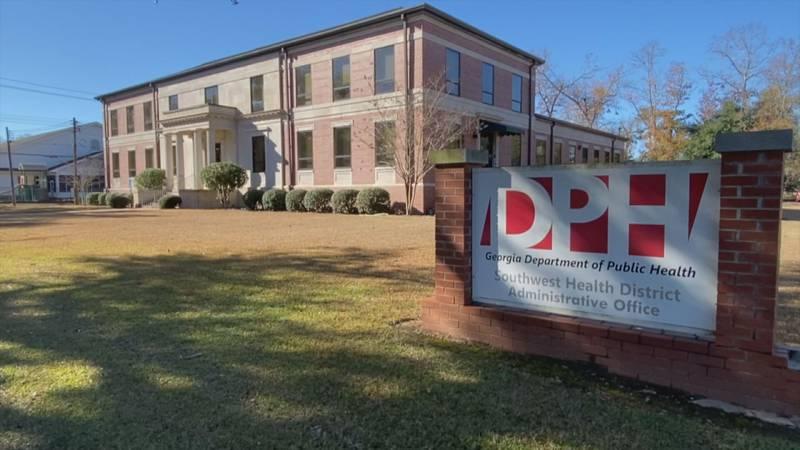 Southwest Health District Administrative Building