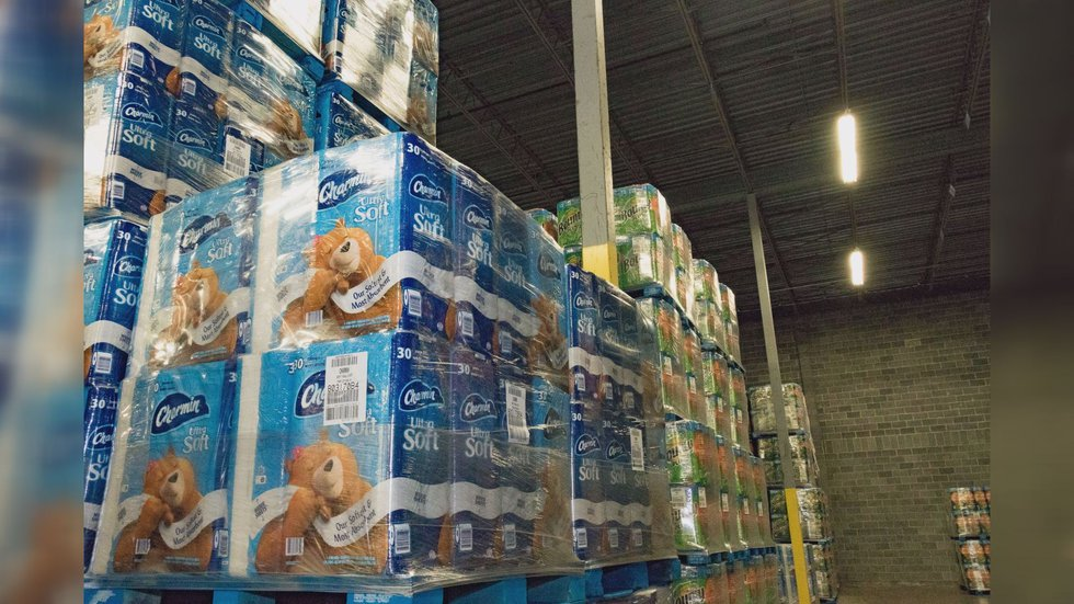 Procter & Gamble workers still providing needed essentials for the community during a pandemic.